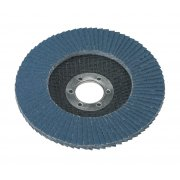 Sealey Flap Disc Zirconium 115mm 22mm Bore 80Grit Model No-FD11580