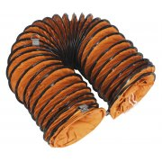 Sealey Flexible Ducting 200mm 5mtr Extension Model No-VEN200AK1