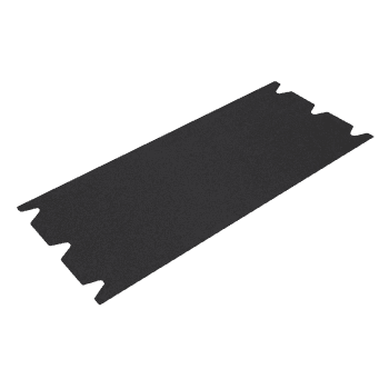 Sealey Floor Sanding Sheet 205 x 470mm 120Grit - Pack of 25 Model No-DU8120