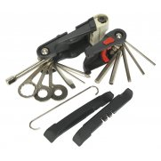 Sealey Folding 18 Function Multi-Tool Set - Bicycle Model No-BC101