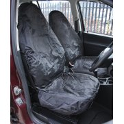Sealey Front Seat Protector Set 2pc Heavy-Duty Model No-CSC6