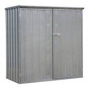 Sealey Galvanized Steel Shed 1.5 x 0.8 x 1.5mtr Model No-GSS150815