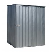 Sealey Galvanized Steel Shed 1.5 x 1.5 x 1.9mtr Model No-GSS1515