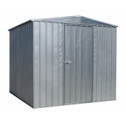 Sealey Galvanized Steel Shed 2.3 x 2.3 x 1.9mtr Model No-GSS2323