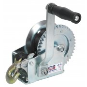 Sealey Geared Hand Winch 540kg Capacity with Webbing Strap Model No-GWW1200M