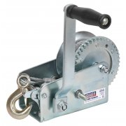 Sealey Geared Hand Winch 900kg Capacity with Cable Model No-GWC2000M
