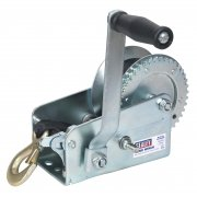 Sealey Geared Hand Winch 900kg Capacity with Webbing Strap Model No-GWW2000M