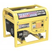 Sealey Generator 1100W 230V 2.4hp Model No-GG1100