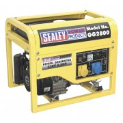 Sealey Generator 2800W 110/230V 6.5hp Model No-GG2800