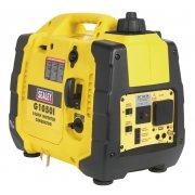 Sealey Generator Inverter 1050W 230V 4-Stroke Engine Model No-G1050I