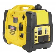Sealey Generator Inverter 2000W 230V 4-Stroke Engine Model No-G2000I