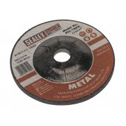 Sealey Grinding Disc 100 x 6mm 16mm Bore Model No-PTC/100G