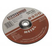 Sealey Grinding Disc 230 x 6mm 22mm Bore Model No-PTC/230G