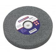 Sealey Grinding Stone 150 x 20mm 32(13)mm Bore A36Q Coarse Model No-BG150/16