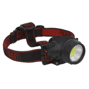Sealey Head Torch 3W COB LED Model No-HT101
