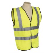 Sealey High Visibility Waistcoat BS EN 471 Large Model No-SSPHV-L