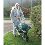 Sealey Hooded Coverall General Purpose - Extra Large Model No-SSP267-XL