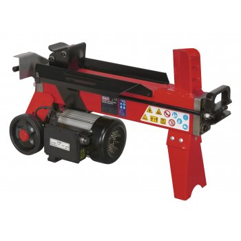 Sealey Horizontal Log Splitter 4tonne 370mm Capacity Model No-LS370H