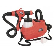 Sealey HVLP Spray Gun Kit 600W 230V Model No-HVLP2000