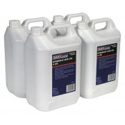 Sealey Hydraulic Jack Oil 5ltr Pack of 4 Model No-HJO/5L