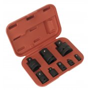 Sealey Impact Socket Adaptor Set 8pc Model No-AK5900B