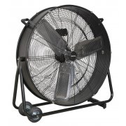 "Sealey Industrial High Velocity Drum Fan 30"" 230V Model No-HVD30"