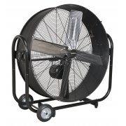 "Sealey Industrial High Velocity Drum Fan 42"" Belt Drive 230V Model No-HVD42B"