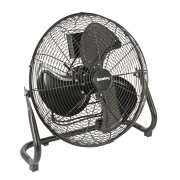 "Sealey Industrial High Velocity Floor Fan 18"" 230V Model No-HVF18"
