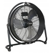 "Sealey Industrial High Velocity Orbital Drum Fan 20"" 230V Model No-HVF20S"