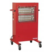 Sealey Infrared Cabinet Heater 1.5/3kW 230V Model No-IRC153