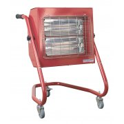 Sealey Infrared Heater 1.5/3kW 230V Model No-IRS153