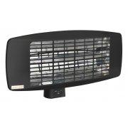 Sealey Infrared Quartz Heater - Wall Mounting Remote Control 2000W/230V Model No-IWMH2003RC