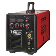 Sealey Inverter MIG, TIG & MMA 200Amp Model No-INVMIG200