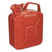 Sealey Jerry Can 5ltr - Red Model No-JC5MR