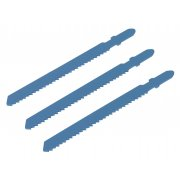 Sealey Jigsaw Blade 12tpi for Metal Pack of 3 Model No-SJS700B12