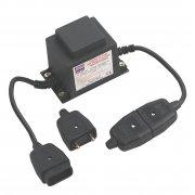 Sealey Low Voltage Lighting Transformer 2 x 25W/12V Model No-TR24012/2