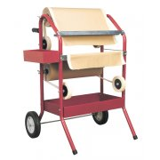 Sealey Masking Paper Dispenser 2 x 450mm Trolley Model No-MK66