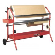 Sealey Masking Paper Dispenser 2 x 900mm Trolley Model No-MK67