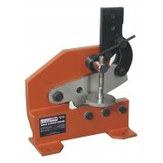 Sealey Metal Cutting Shears 4mm Capacity 10mm Round Model No-3S/4R