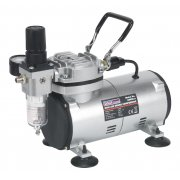 Sealey Mini Air Brush Compressor Model No-AB900