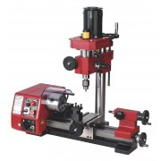 Sealey Mini Lathe & Drilling Machine Model No-SM2503