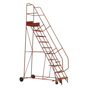 Sealey Mobile Safety Steps 14-Tread Model No-MSS14