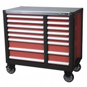 Sealey Mobile Workstation 16 Drawer with Ball Bearing Runners Model No-AP24216