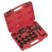 Motorcycle Brake Piston Removal Kit 14pc Model No.-21839