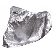 Sealey Motorcycle Cover Medium 2320 x 1000 x 1350mm Model No-MCM