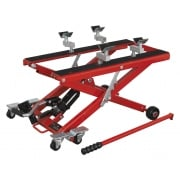 Motorcycle & Quad Scissor Lift 500kg Capacity Hydraulic : Model No.MC4500