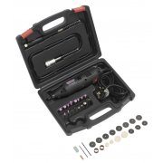Sealey Multi-Purpose Rotary Tool & Engraver Kit 40pc 230V Model No-E540