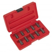 Multi Spline Screw Extractor Set 10pc Model No.-21990
