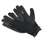 Sealey Nitrile Foam Palm Gloves - Extra Large Pack of 12 Pairs Model No-SSP62XLD