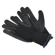 Sealey Nitrile Foam Palm Gloves - Large Model No-SSP62L